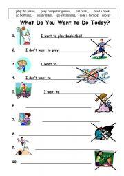 English worksheet: Do / Does worksheet | English | Pinterest ...
