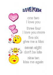 Vocabulary worksheets gt friendship gt love