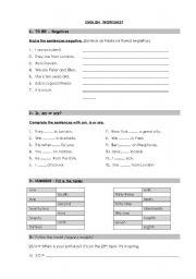5th grade revisions