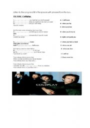Coldplay´s
