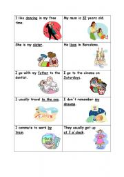 English Worksheets: Question Words 1