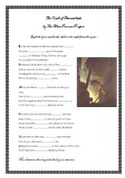 english teaching worksheets other songs. Black Bedroom Furniture Sets. Home Design Ideas