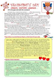 The History Of Valentine Day - startupcorner.co
