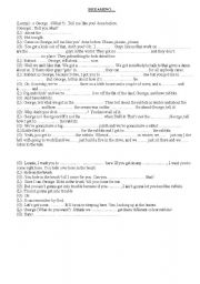 Printables Of Mice And Men Worksheets worksheet of mice and men kerriwaller printables english worksheets fill in the blanks
