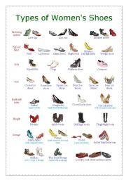 Women´s shoes