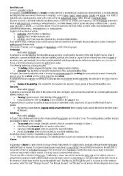 English Worksheets: CLAUSES