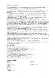 English Worksheets: readýng