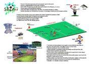 English Worksheet: Football worksheet