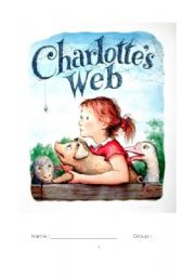 English Worksheets: Charlotte�s Web activity booklets