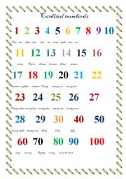 ordinal numbers worksheet grade 2