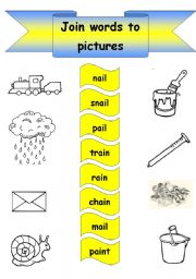 Kindergarten Phonics Worksheets | Snails Worksheets &amp- Coloring ...