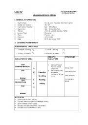 English Worksheets: lesson 04