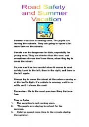 english teaching worksheets vacations. Black Bedroom Furniture Sets. Home Design Ideas