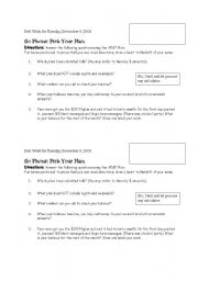 English Worksheets: GO Phone questions