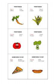 English Worksheets: Go Fish Card Game