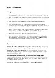 Primary literacy glossary for parents