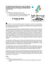 English Worksheets: Scandinavian Cultures