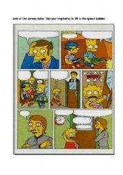 Simpsons Comic (1 of 2)