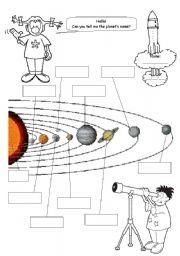 Worksheets Solar System Worksheets english teaching worksheets solar system system