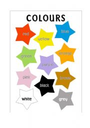 English Worksheets: Poster For The Classroom