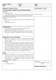 English Worksheets: Chaucer