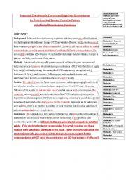 English Worksheets: Edit practice material