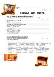 INDIA AND DIWALI