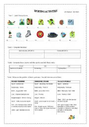 English worksheets: Role Play worksheets, page 48