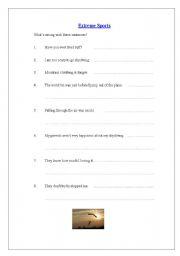 error correction in english grammar pdf