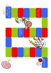 Boardgame Template