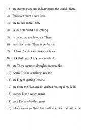 Printables Scrambled Sentences Worksheets esl worksheets for beginners scrambled sentences english worksheet sentences