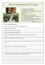English worksheets: the Imperative worksheets, page 4
