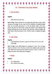 english worksheet st valentine day ideas. Black Bedroom Furniture Sets. Home Design Ideas