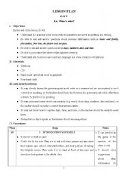 Lesson plan for new english file pre intermediate esl worksheet by english worksheet lesson plan for new english file pre intermediate fandeluxe Gallery