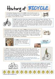 History of BICYCLE