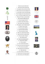 English Worksheets: Questions for a champion (1/2)
