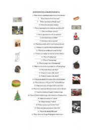 English Worksheets: Questions for a champion (2/2)