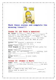 THE SIMPSONS THE MOVIE!!!!!!!!!!!!!!1