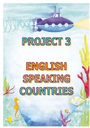 project 3 - English speaking countries