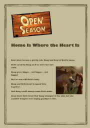 Open Season  Part1/3