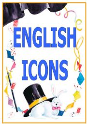 English Worksheets: English Icons - get your sts to explore!!!