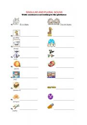 math worksheet : english teaching worksheets singular and plural : Singular And Plural Nouns Worksheets For Kindergarten