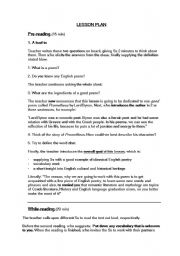 English Worksheets: Prometheus