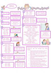 English Worksheet: REGULAR AND IRREGULAR PLURAL NOUNS