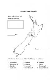 english worksheets where in new zealand. Black Bedroom Furniture Sets. Home Design Ideas