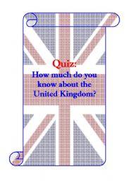 English Worksheet: Quiz: