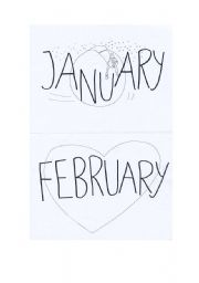 The Months of the Year1
