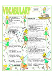RECYCLING VOCABULARY -TOPIC: EXERCISE ACTIONS - HANDICRAFTS - HOBBIES AND GAMES  Elementary and up.