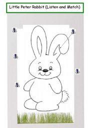 Little Peter Rabbit (Listen and join )