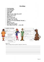 English Worksheets: General